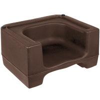 Carlisle 711001 Brown Dual Seat Booster Seat