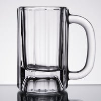 Libbey 5019 10 oz. Paneled Mug - 12/Case