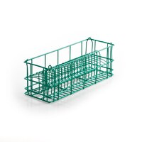 20 Compartment Catering Plate Rack for Saucers up to 5 1/2 inch - Wash, Store, Transport