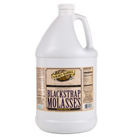 Golden Barrel 1 Gallon Sulfur-Free Blackstrap Molasses   - 4/Case