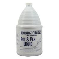 1 Gallon Advantage Chemicals Pot and Pan Liquid Detergent