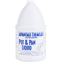 Advantage Chemicals 1 Gallon Pot & Pan Liquid Detergent