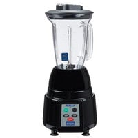 Waring BB185 NuBlend 2 Speed Commercial Bar Blender with Copolyester Container and Electronic Touchpad - 44 oz.