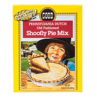 Golden Barrel Shoofly Pie Mix with Syrup 12 / Case