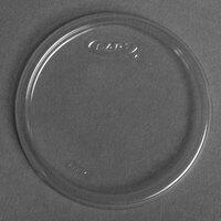 Dart Solo 12CLR Clear No Vent Lid - 100 / Pack