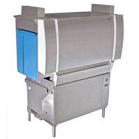 Jackson Crew 44 Conveyor High Temperature Dishwasher - Right to Left, 208V, 3 Phase