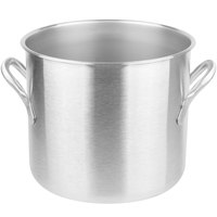 Vollrath 78610 Classic 20 Qt. Stainless Steel Stock Pot / Double Boiler Pot
