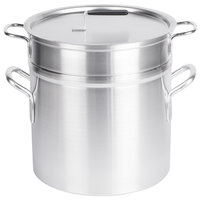 Vollrath 67717 Wear-Ever 17.5 Qt. Aluminum Double Boiler Set