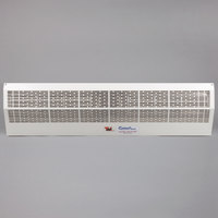 Curtron Air-Pro PC 42 inch Air-Pro White Powder Coated Air Curtain - 120V