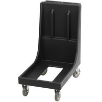 Cambro CD100H110 Black Camdolly for Cambro Camcarriers and Camtainers with Handle