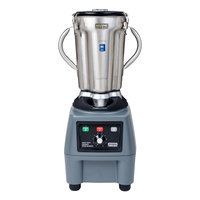 Waring CB15V 1 Gallon Variable Speed Food Blender with Stainless Steel Container