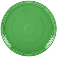 Homer Laughlin 505324 Fiesta Shamrock 15 inch China Pizza / Baking Tray - 4 / Case