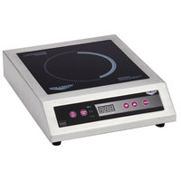 Vollrath Professional Series 6954301 Countertop Induction Cooker 2200 Watt - 208V / 2600 Watt - 240V