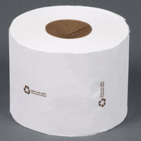 2-Ply 600 Sheet Toilet Paper Roll - 48/Case