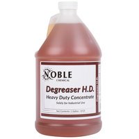 Noble Chemical 1 Gallon Heavy Duty Degreaser - Ecolab® 19505 Alternative - 4/Case