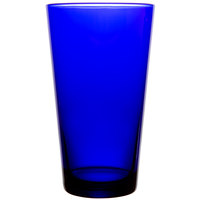Libbey 171B Cobalt 17.25 oz. Cooler Glass - 12/Case