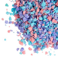 Dutch Treat Cotton Candy Crunch Candy Ice Cream Topping - 10 lb.