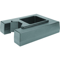 Cambro R1000LCD401 Slate Blue Riser for Cambro Insulated Beverage Dispenser