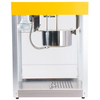 Star 39-A JetStar 6 oz. Popcorn Popper with Yellow Trim