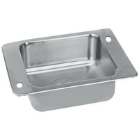 Advance Tabco SCH-1-2317 1 Bowl Stainless Steel Drop-In Classroom Sink - 23 inch x 17 inch