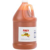 Firey 1 Gallon Louisiana Style Hot Sauce - 4/Case