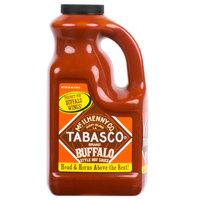 TABASCO® 64 oz. Buffalo Style Hot Sauce - 2/Case