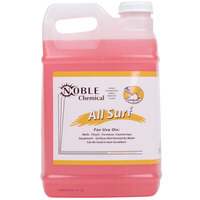 Noble Chemical 2.5 Gallon All Surf All Purpose Liquid Cleaner (Non-Butyl) - Ecolab® 14522 Alternative - 2/Case