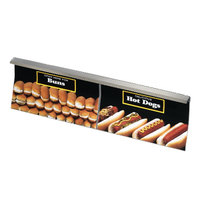 Star 30RGMD Merchandising Door for 30 and 45 Series Grill Max Pro Hot Dog Roller Grills