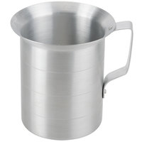 Aluminum 2 Quart Measuring Cup