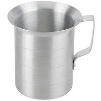 Aluminum 2 Qt. Measuring Cup