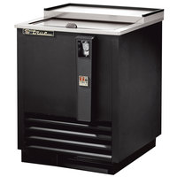 True TD-24-7 25 inch Commercial Beer Bottle Cooler