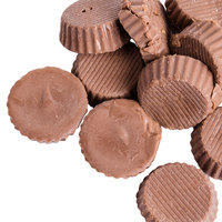 Dutch Treat Mini Peanut Butter Cup Ice Cream Topping - 10 lb.