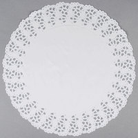 Hoffmaster 500261 18 inch Lace Doily - 500/Case