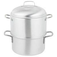 Vollrath 68122 Wear-Ever 3 Qt. Rice / Vegetable Steamer Set