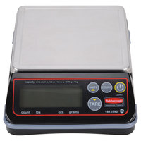 Rubbermaid 1812592 Pelouze 24 lb. High Performance Digital Portion Control Scale