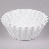 Bunn 20122.0000 9 3/4 inch x 4 1/4 inch 12 Cup Narrow Fast Flow Decanter Style Coffee Filter - 1000/Case