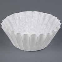 Bunn 20122.0000 9 3/4 inch x 4 1/4 inch 12 Cup Narrow Fast Flow Decanter Style Coffee Filter - 1000 / Case