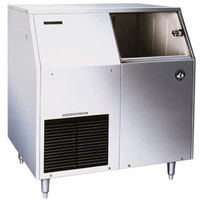Hoshizaki F-500BAF 38 inch Air Cooled Undercounter Flake Ice Machine - 501 lb.