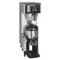 Bunn 34800.0000 BrewWISE Single ThermoFresh DBC Brewer with Funnel Lock - 120/240V, 4000W