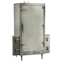 Town PR-36-L Pig Roaster with Left Door Hinges - 225,000 BTU