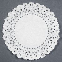 5 inch Lace Doily - 1000 / Pack