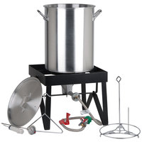 Backyard Pro 30 Quart Turkey Fryer Kit