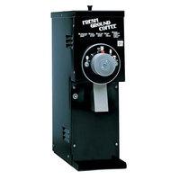 Grindmaster 810S Black ETL Slimline 1.5 lb. Coffee Grinder - 115V