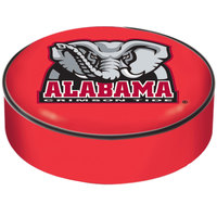 Holland Bar Stool BSCAL-Ele 14 1/2 inch University of Alabama Vinyl Bar Stool Seat Cover