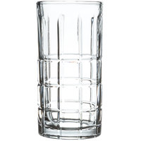 Anchor Hocking 68347 16 oz. Tartan Iced Tea Glass - 12 / Case