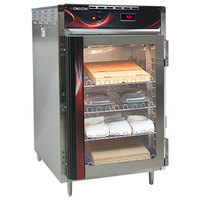 Cres Cor H-138-NPS-CC1MC5Q Insulated Half Height Stainless Steel Pass-Through Holding Cabinet - 120V, 1400W
