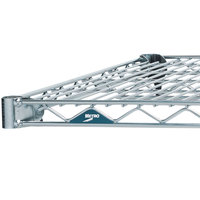 Metro 1424BR Super Erecta Brite Wire Shelf - 14 inch x 24 inch