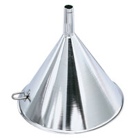 Vollrath 84780 Stainless Steel 64 oz. Funnel