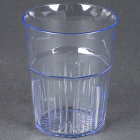Carlisle 4364907 Clear 9 oz. Lorraine SAN Old Fashioned Tumbler - 12/Case