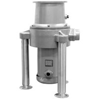 Hobart FD4/200-2 Commercial Garbage Disposer with Adjustable Flanged Feet - 2 hp, 115/230V